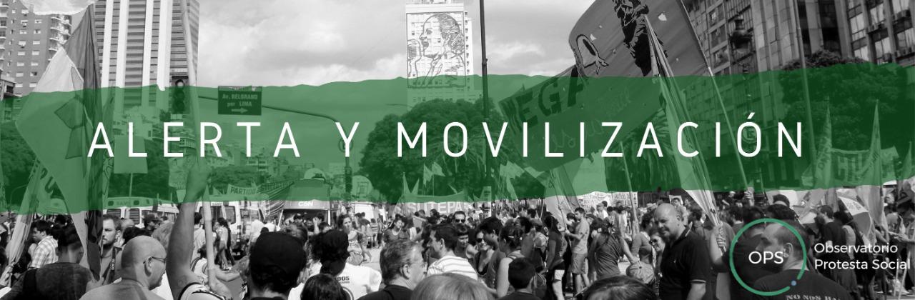 Banner Newsletter Alerta y Movilización